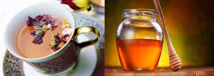Мед и чай с вереска
