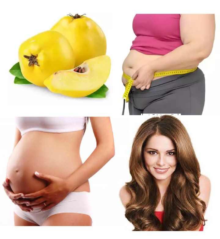 Айва при ожирении и беременности
