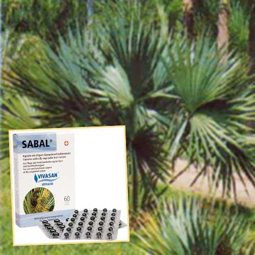 Перпарат Sabal экстракт из пальмы сабаль