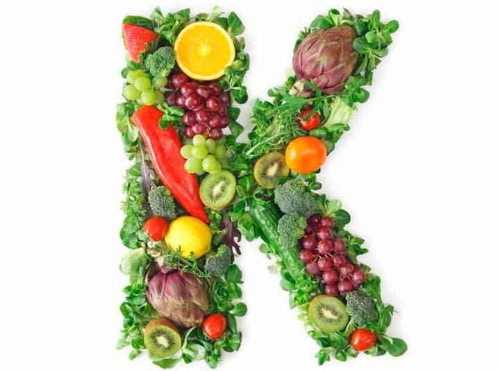 Витамин К в луке-порее
