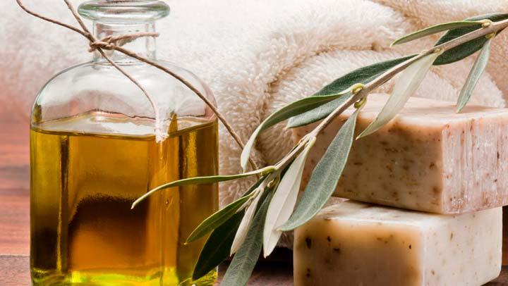 МЫло и подсолнечное масло для избавления от щитовки