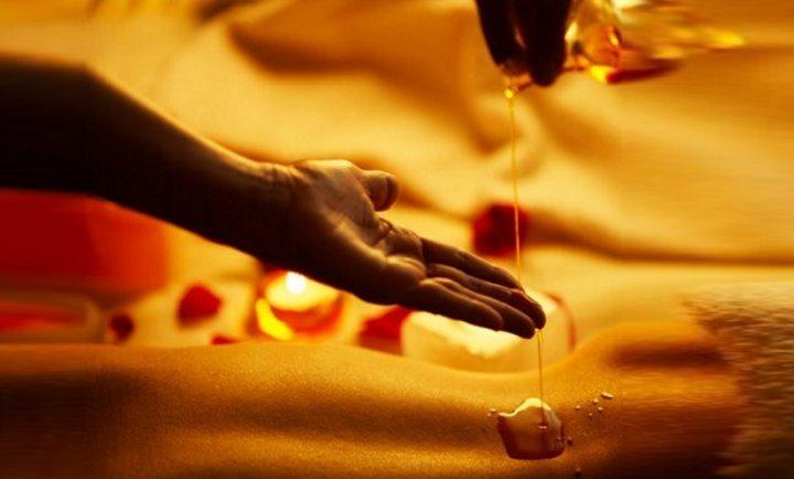 Масло примулы перед массажем