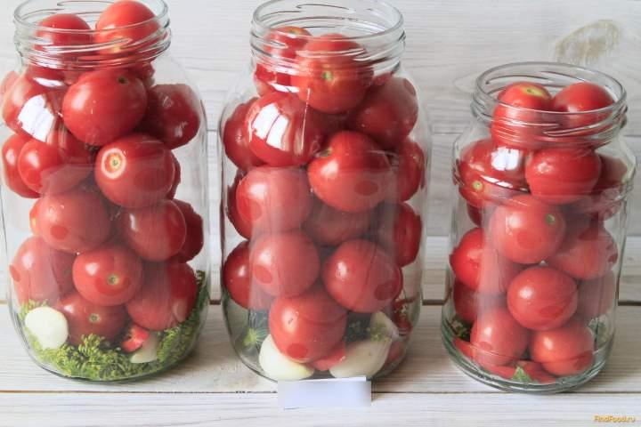 Солим помидоры по холодному рецепту