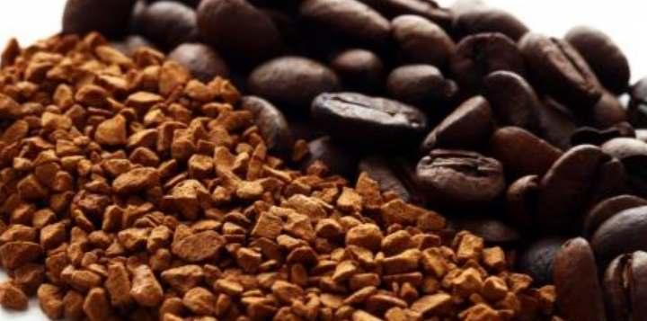 2 вида кофе