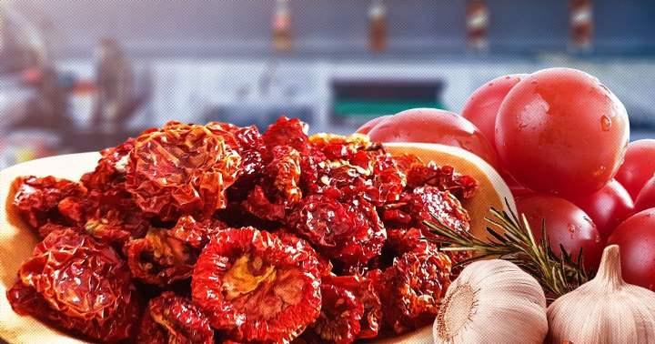 Рецепты Вяленых помидор