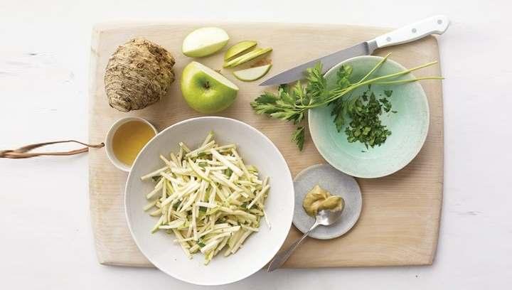 Что готовить из корня сельдерея