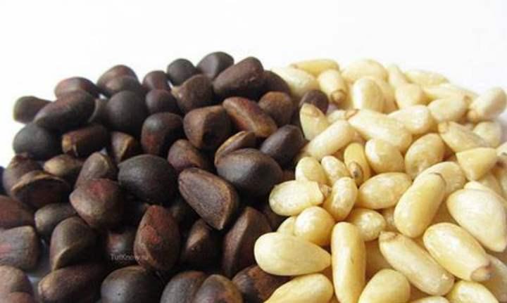 Орешки без скорлупы