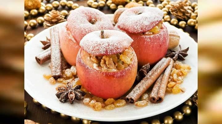 Для беременной женщины присутствие печеных яблок в рационе скажется благоприятно