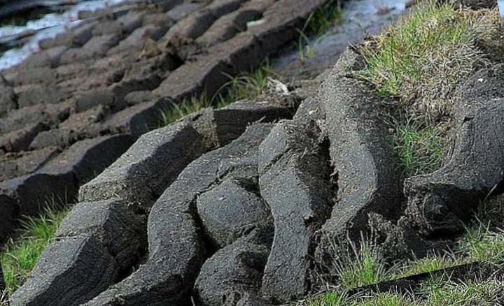Производство торфа происходит в естественных условиях