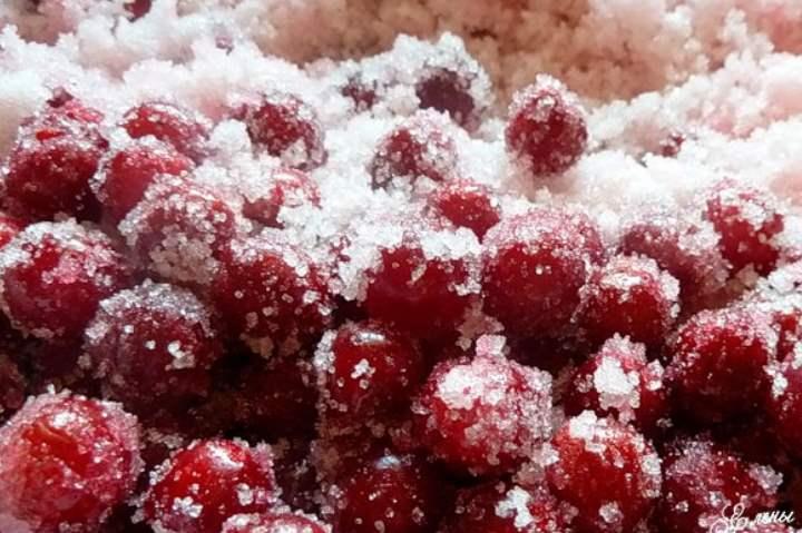 Как заморозить ягоду