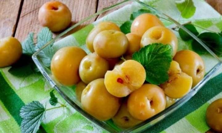 Готовые яблочки
