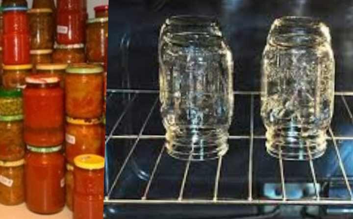 Плюсы стерилизации в духовке