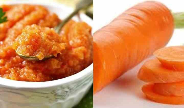 Рецепт морковной икры с грибами