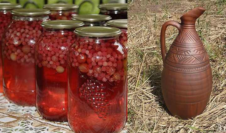Рецепт из забродившего вишневого компота