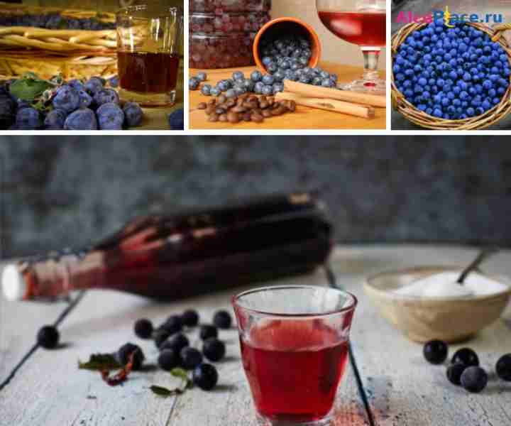 Одним из важных этапов приготовления вина из терна является подготовка ягод.