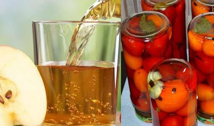 Секреты заготовки помидоров в яблочном соке