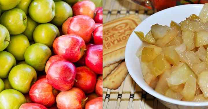 Яблоки хорошо промываем и очищаем от кожуры и средины;
